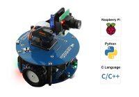 AlphaBot2 беспроводной умный робот c функцией видео на Raspberry Pi 4