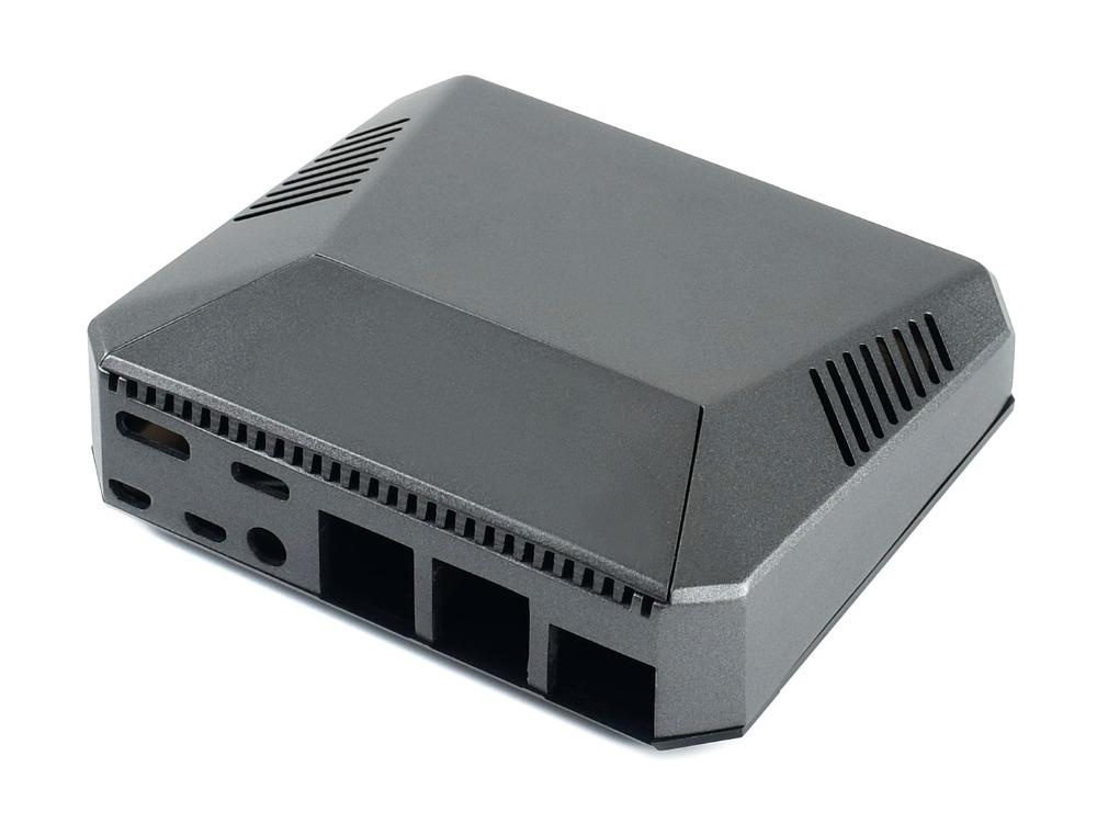 Описание Argon ONE алюминиевый корпус для Raspberry Pi 4