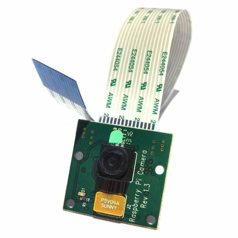 Плата модуля камеры 5MP веб-камера видео 1080 p 720 p для Raspberry Pi 3 Model B/B + B Plus 3
