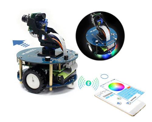 Купить AlphaBot2 беспроводной умный робот c функцией видео на Raspberry Pi 4