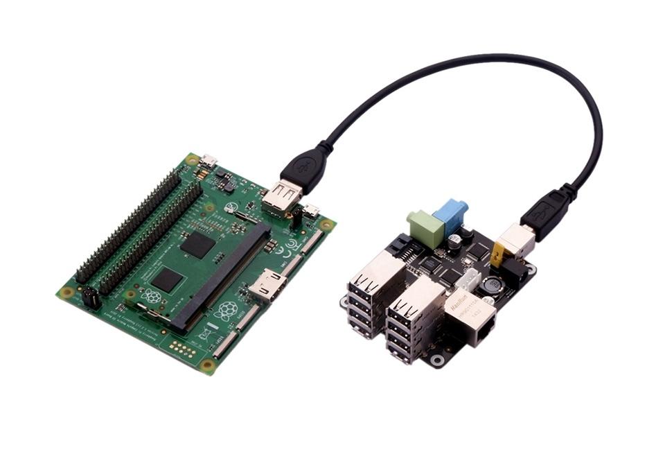 Купить многофункциональную плату расширения X505 для Raspberry Pi Модель A