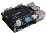 Плата расширения Docker Pi с датчиками для Raspberry Pi