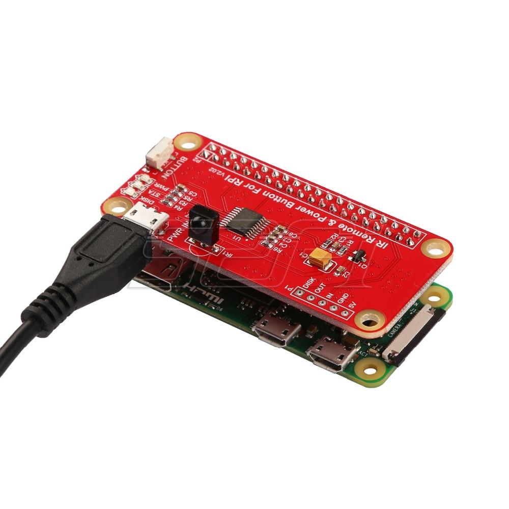 Купить ИК пульт дистанционного управления питанием Raspberry Pi