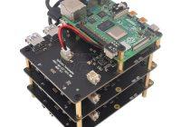 Плата расширения X828 для создания NAS на Raspberry Pi