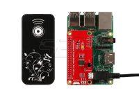 ИК пульт дистанционного управления питанием Raspberry Pi