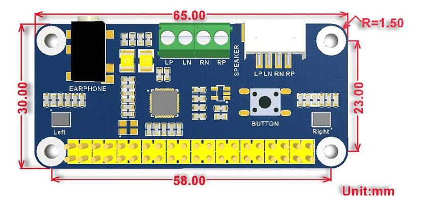 Особенности звуковой платы WM8960 hi-fi для Raspberry Pi и Zero