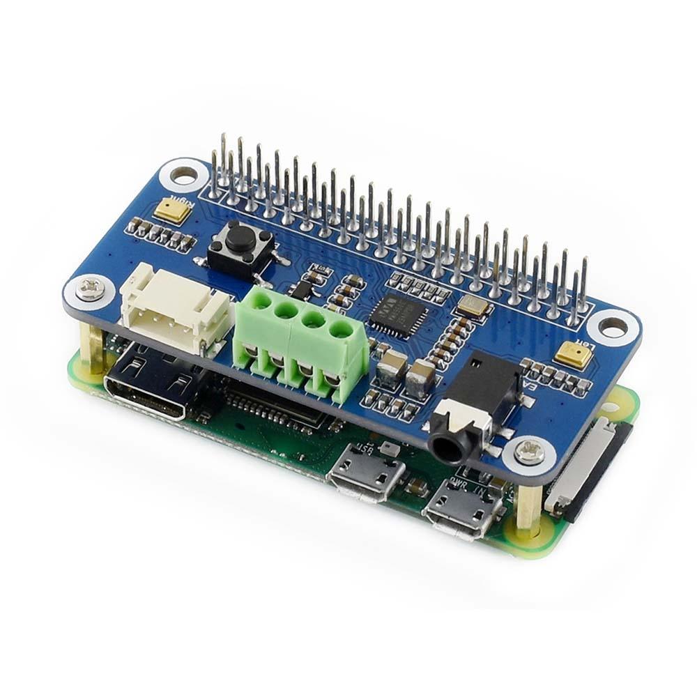 Технические характеристики звуковой платы WM8960 hi-fi для Raspberry Pi и Zero