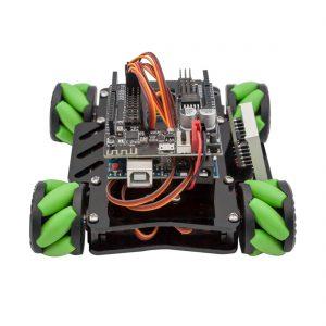 Обучающий набор с колесами Mecanum для Arduino UNO-Set D