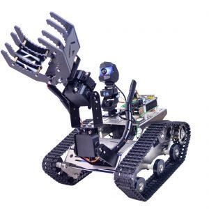 Программируемый WiFi танк робот для Arduino mega