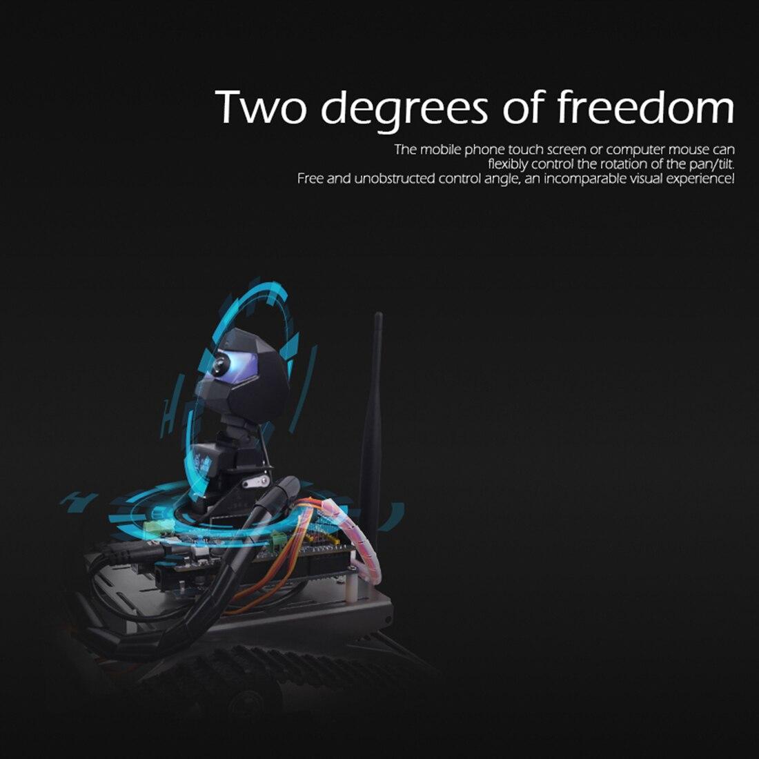 Особенности комплекта WiFi танк робот Arduino mega
