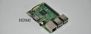 Raspberry PI 3 как подключить через hdmi