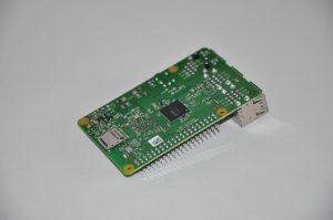 слот микроСД (microSD) на разбери пи (raspberry pi 3)