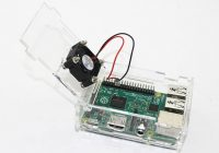 Вентилятор для охлаждения Raspberry PI 3 5V 3500об/мин