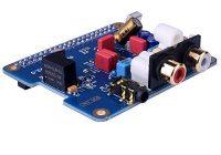 PIFI Digi ЦАП + HIFI Аудио Звуковая Карта для raspberry pi 3