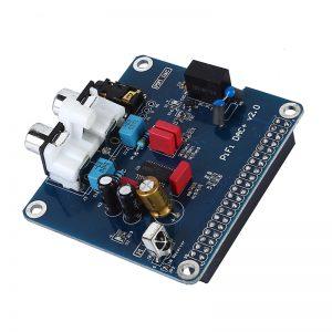 Описание PIFI Digi ЦАП + HIFI Аудио Звуковая Карта для raspberry pi 3