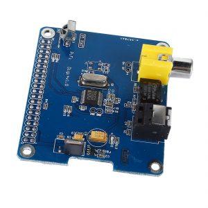 SC07 Raspberry Pi HIFI DiGi