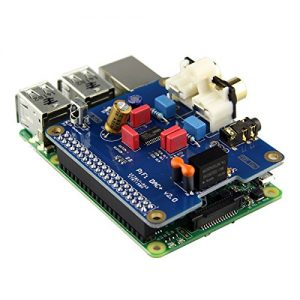 SC08 PIFI Digi ЦАП + HIFI Аудио Звуковая Карта для raspberry pi