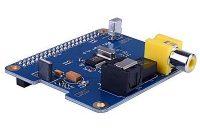 HIFI DiGi + Цифровой Звуковая Карта SPDIF I2S Оптическое Волокно для Raspberry pi