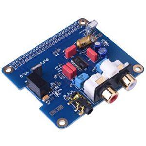 купить SC08 PIFI Digi ЦАП + HIFI Аудио Звуковая Карта для raspberry pi