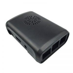 Корпус модель F1 для Raspberry PI 3 модель B : обзор и где купить