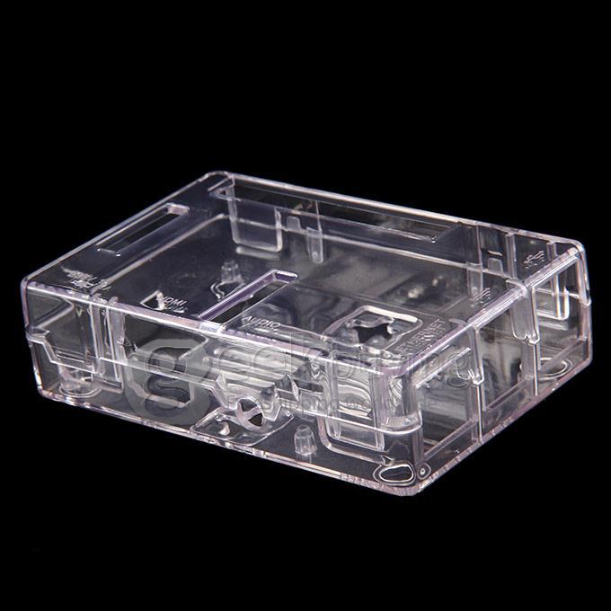 Прозрачный корпус S6 для raspberry PI 3 : обзор и где купить
