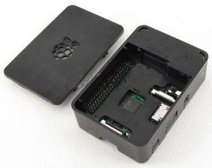 модель R2 для raspberry pi 3 и 2 из ABS пластика (акрила)