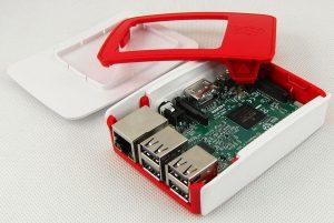 купить корпус R1 для raspberry PI 3 из ABS пластика (акрила)