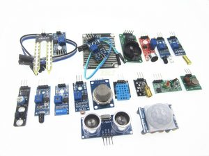 16 разных датчиков для Raspberry Pi