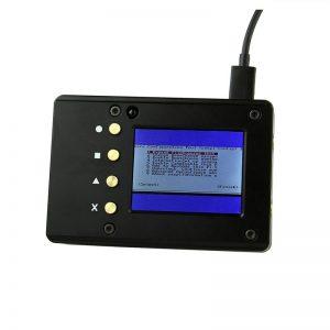 2.2 дюймов ЖК-Дисплей с алюминиевым корпусом для raspberry pi 3