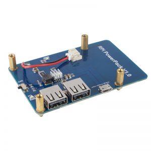 купить литий-ионная батарея для Raspberry Pi (powerpack v.1)
