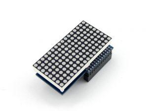 купить СВЕТОДИОДНАЯ Матрица с MAX7219 для Raspberry Pi