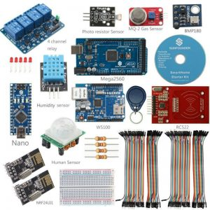 Купить комплект Умный дом комплект для Raspberry pi и Arduino