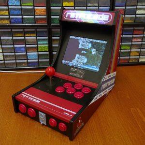 Аркадный автомат на основе raspberry pi