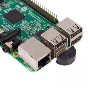 аименьший USB Микрофон в мире для raspberry pi