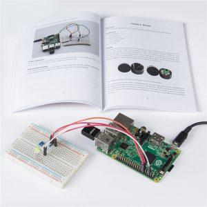15 Проектов в SunFounder Starter Kit V2.0 для Raspberry Pi 3