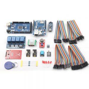 """Комплект поставки """"Умный дом комплект для Raspberry pi и Arduino"""""""