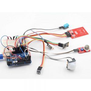 Как сделать Умный Дом Система с Arduino и Raspberry Pi