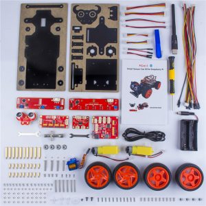 Комплект поставки SunFounder PiCar-S комплект для Raspberry Pi