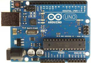 Особенности питания устройства Arduino Uno