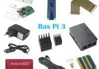 Raspberry Pi 3 комплект 10 в 1