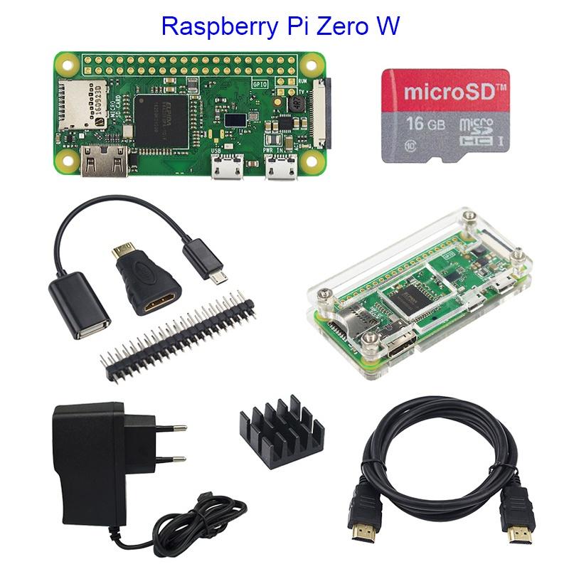 магазин где можно купить версиюraspberry pi Zero и raspberry pi zero W