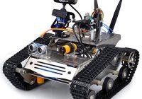 Wi-Fi умный робот автомобильный комплект для Arduino/HD Камера