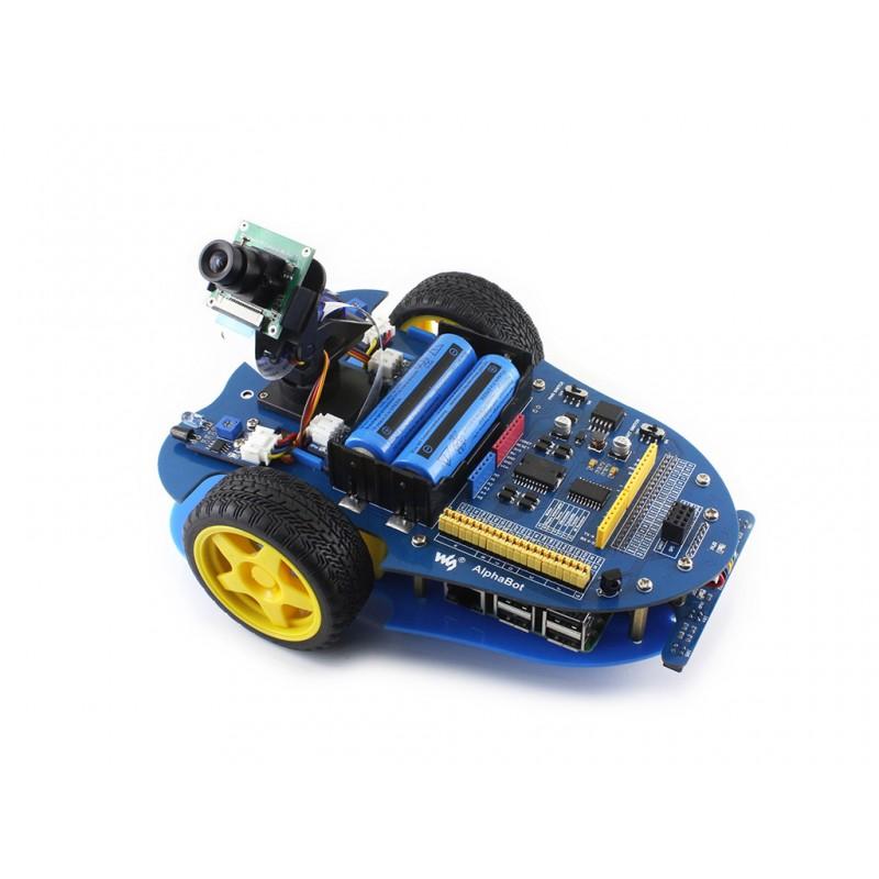 Alphabot-Pi Платформа для создания мобильного робота
