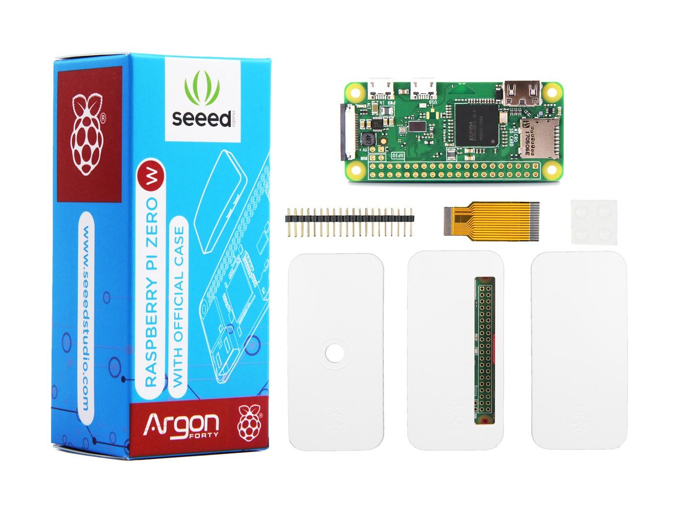 Базовый комплект Raspberry Pi zero W