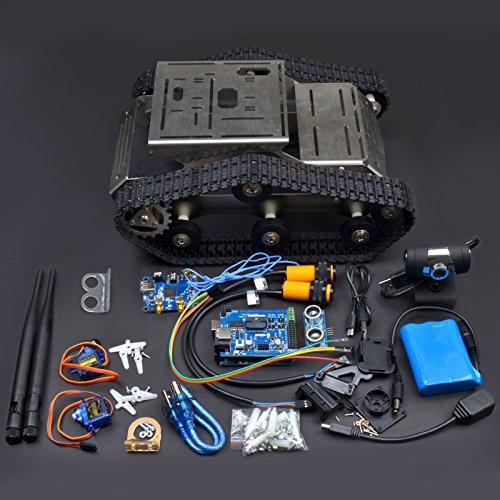 Комплект Wi-Fi умный робот автомобильный комплект для Arduino