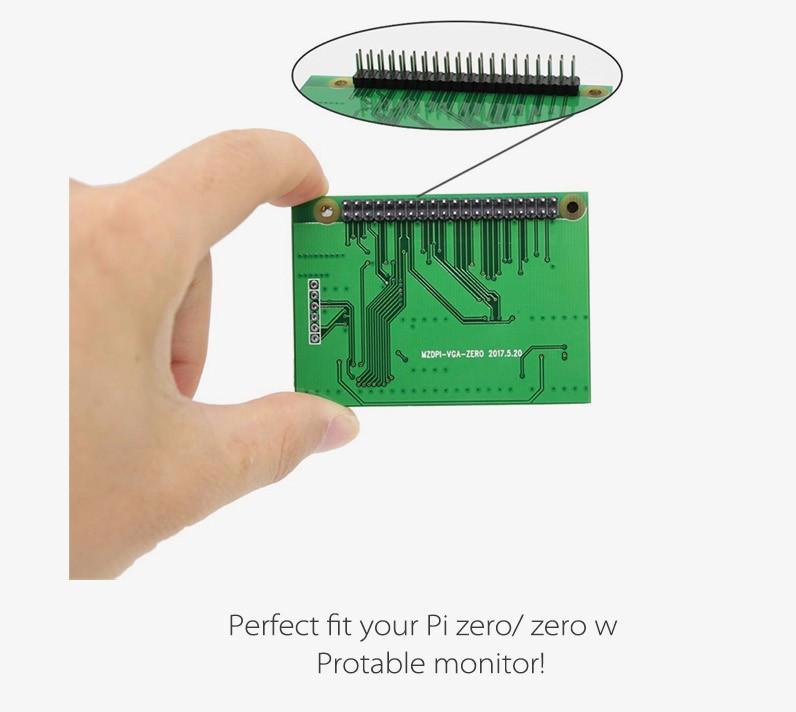 Он также подходит для Raspberry Pi 3 модели B/2b/b +
