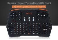 i8 беспроводная мини клавиатура с тачпадом
