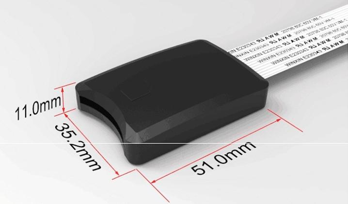 Удлинитель адаптер micro SD на SD картдля 3D принтер/Raspberry Pi/ GPS/ТВ