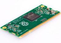 Вычислительный модуль для промышленного применения на базе процессора BCM2837