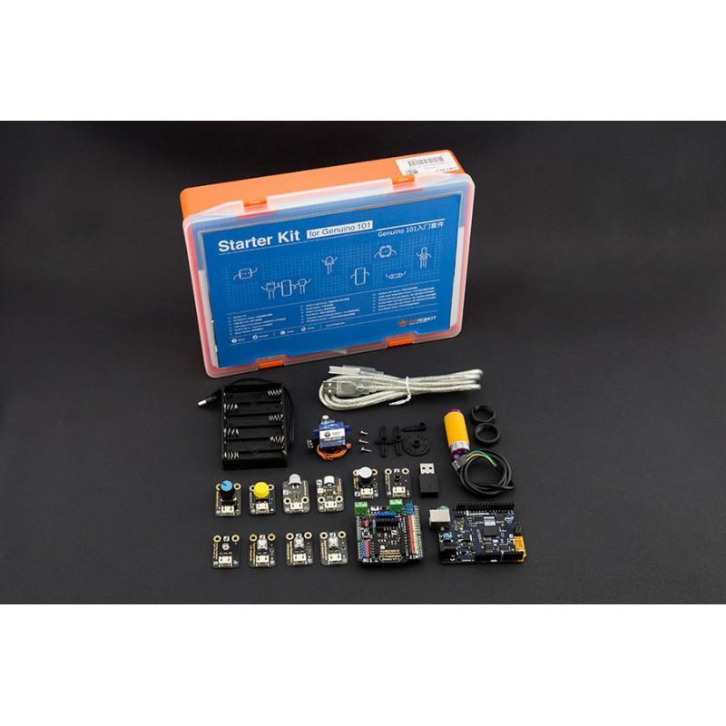 Купить стартовый комплект Starter Kit для Arduino/genuino 101